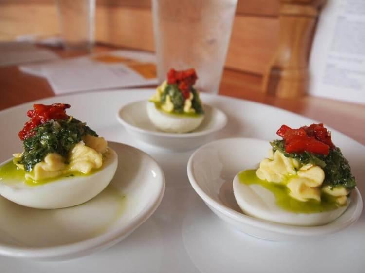stuffed-eggs