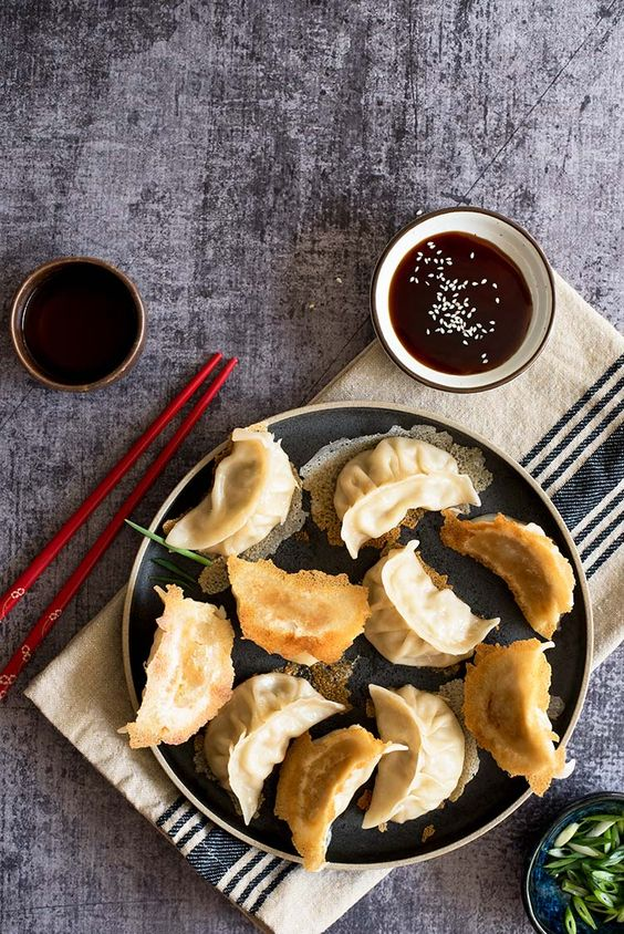 Taiwanese Potstickers